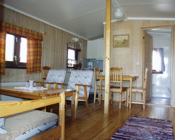 Large cabins